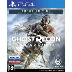 Tom Clancy's Ghost Recon Breakpoint. Auroa Edition (PS4)