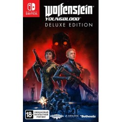 Wolfenstein Youngblood. Deluxe Edition (Switch)