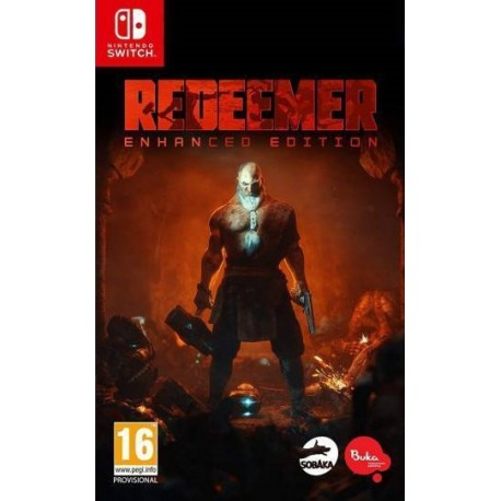 Redeemer: Enhanced Edition (Switch)