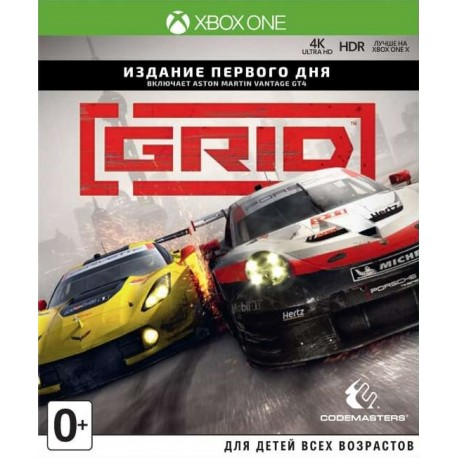 Grid Day One Edition (Xbox One)