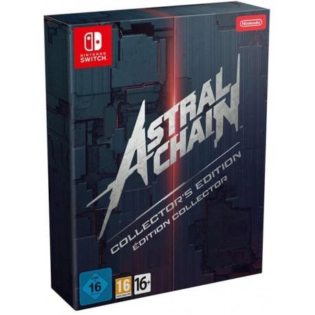 Astral Chain. Коллекционное издание (Switch)