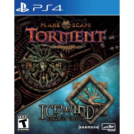 Icewind Dale & Planescape Torment: Enhanced Edition (PS4)