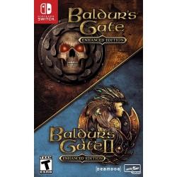 Baldur's Gate: Enhanced Edition (Switch)