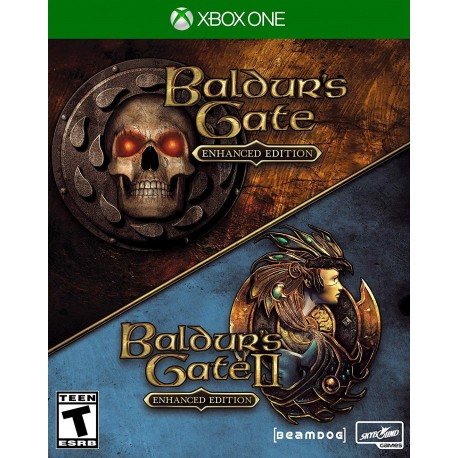 Baldur's Gate: Enhanced Edition (Xbox One)