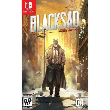 Blacksad: Under The Skin Limited Edition (Switch)