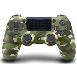 Геймпад DualShock 4 Green Cammo купить в Минске