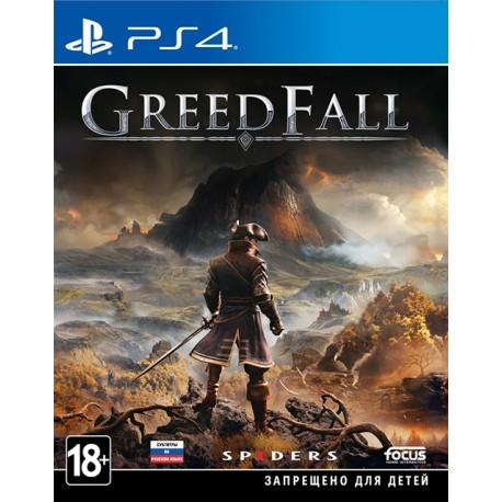 GreedFall (PS4) купить в Минске