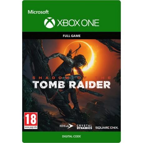 Shadow of the Tomb Raider (Код игры Xbox One) купить в Минске