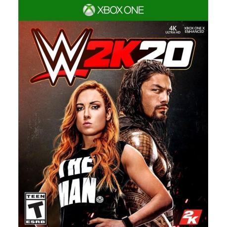 WWE 2K20 (Xbox One)