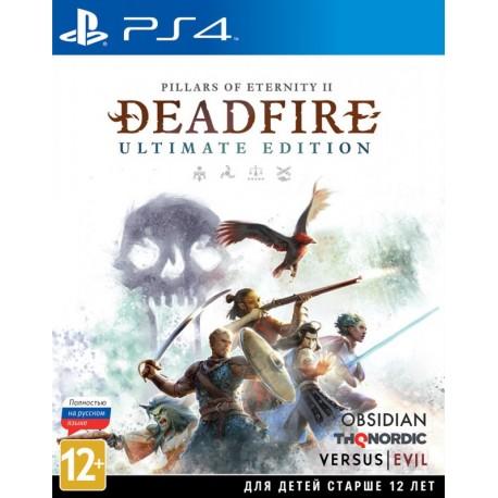 Pillars of Eternity II: Deadfire - Ultimate Edition (PS4)