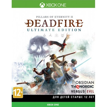 Pillars of Eternity II: Deadfire - Ultimate Edition (Xbox One)
