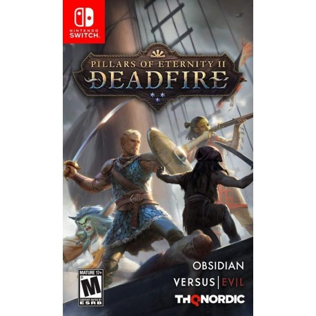 Pillars of Eternity II: Deadfire - Ultimate Edition (Switch)