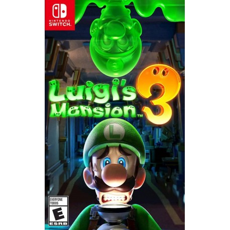 Luigi's Mansion 3 (Switch)