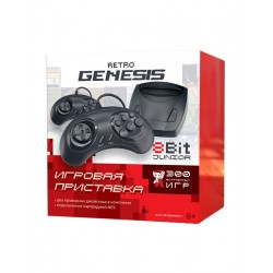 Retro Genesis 8 Bit Junior + 300 игр