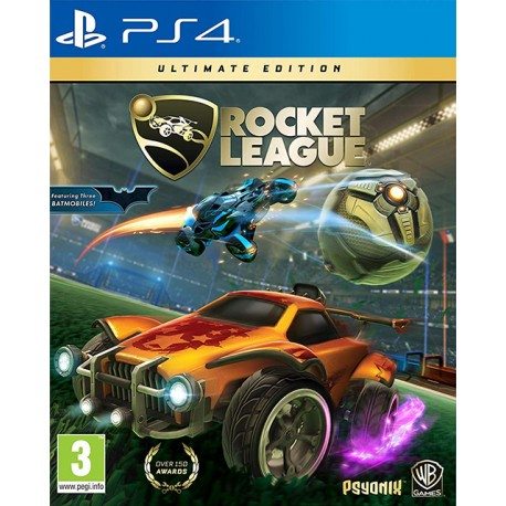Rocket League. Ultimate Edition