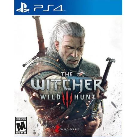 Ведьмак 3: Дикая Охота (PS4)