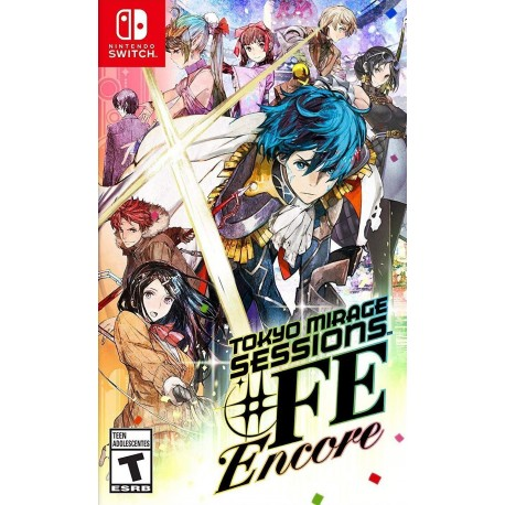 Tokyo Mirage Sessions ♯FE Encore (Switch)