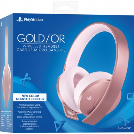 Беспроводная гарнитура Sony Rose Gold Wireless