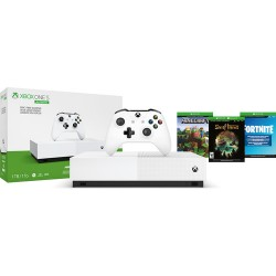 Xbox One S 1TB All-Digital Edition + игры