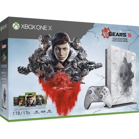 Xbox One X 1TB Gears 5