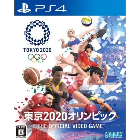 Tokyo 2020 Olympic Games Official Videogame (PS4)
