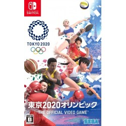 Tokyo 2020 Olympic Games Official Videogame (Switch)