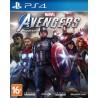 Мстители Marvel (PS4)