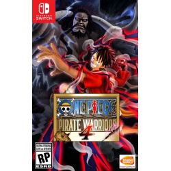One Piece Pirate Warriors 4 (Switch)