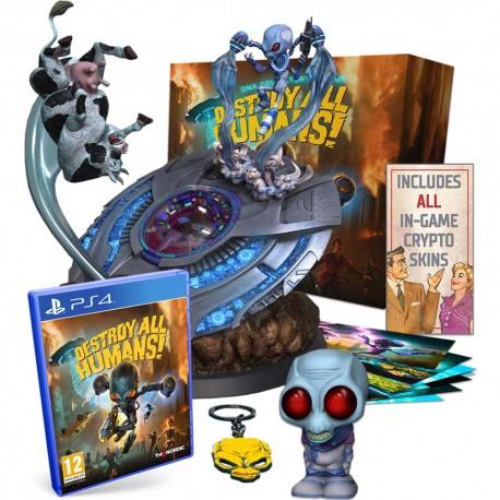 Destroy All Humans! Коллекционное издание (PS4)