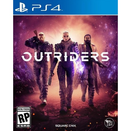 Outriders (PS4)