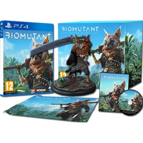Biomutant Collector Edition (PS4)