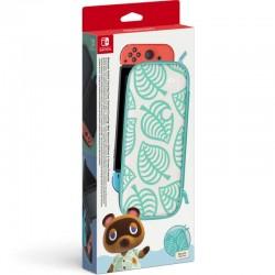 Чехол и защитная плёнка Animal Crossing: New Horizons (Switch)
