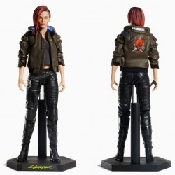 Фигура Cyberpunk 2077 V Female