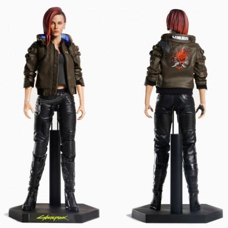 Фигура Cyberpunk 2077 V Female