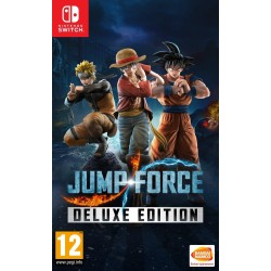 Jump Force. Deluxe Edition (Switch)
