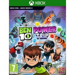 Ben 10: Мощное Приключение (Xbox One)