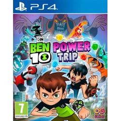 Ben 10: Мощное Приключение (PS4)