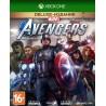 Мстители Marvel. Издание Deluxe (Xbox One)