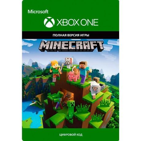 Minecraft (Xbox One) купить в Минске. Беларусь