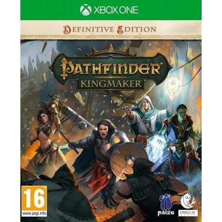 Pathfinder: Kingmaker Definitive Edition (Xbox One)