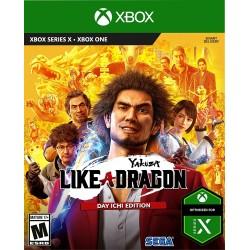 Yakuza: Like a Dragon. Day Ichi Edition (Xbox One)