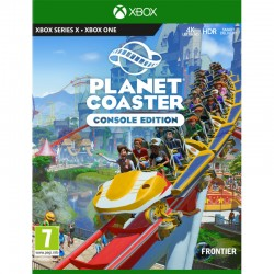 Planet Coaster Console Edition (Xbox One/Xbox Series)