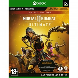 Mortal Kombat 11 Ultimate. Limited Edition (Xbox One/Xbox Series)
