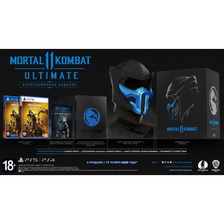 Mortal Kombat 11 Ultimate. Kollector's Edition (PS4)