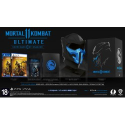 Mortal Kombat 11 Ultimate. Kollector's Edition (PS5)
