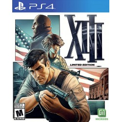 XIII. Limited Edition (PS4/PS5)