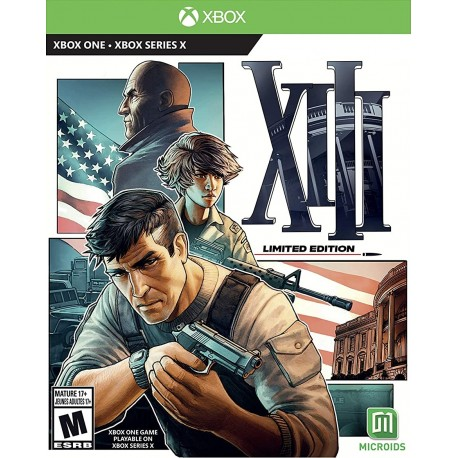 XIII. Limited Edition (Xbox One/Xbox Series)