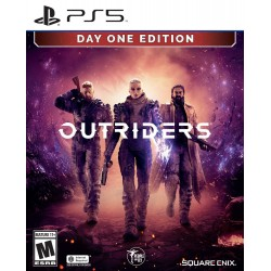 Outriders. Day One Edition (PS5)