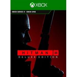 HITMAN 3. Deluxe Edition (Xbox One/Xbox Series)