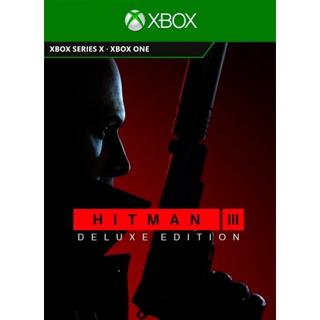HITMAN 3. Deluxe Edition (Xbox One/Xbox Series)